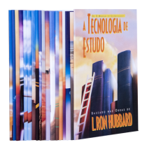Os 19 livretos do Manual de Scientology