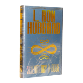 Scientology 8-8008 (Capa dura)