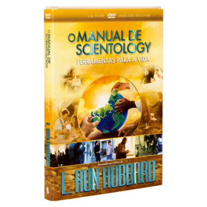 DVD  Ferramentas para a Vida - O Manual de Scientology