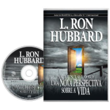 Scientology, Uma Nova Perspectiva sobre a Vida - Audiolivro (5 CDs)Portugues de Portugal