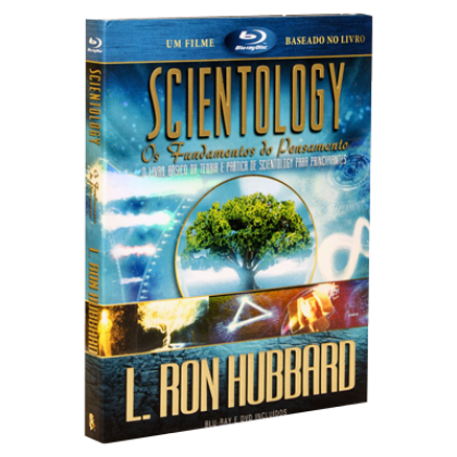 DVD Scientology, Os Fundamentos do Pensamento DVD e Blu-Ray